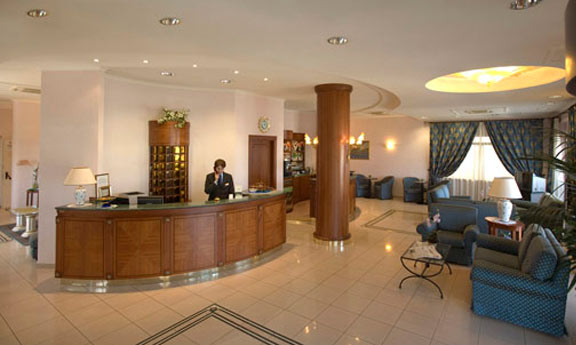 Reception, lusso e tecnologia