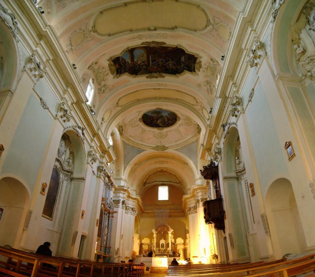 Santuario del Miracolo Eucaristico a Lanciano