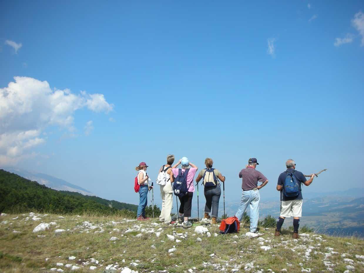 Parco nazionale della Maiella - Panorami mozzafiato