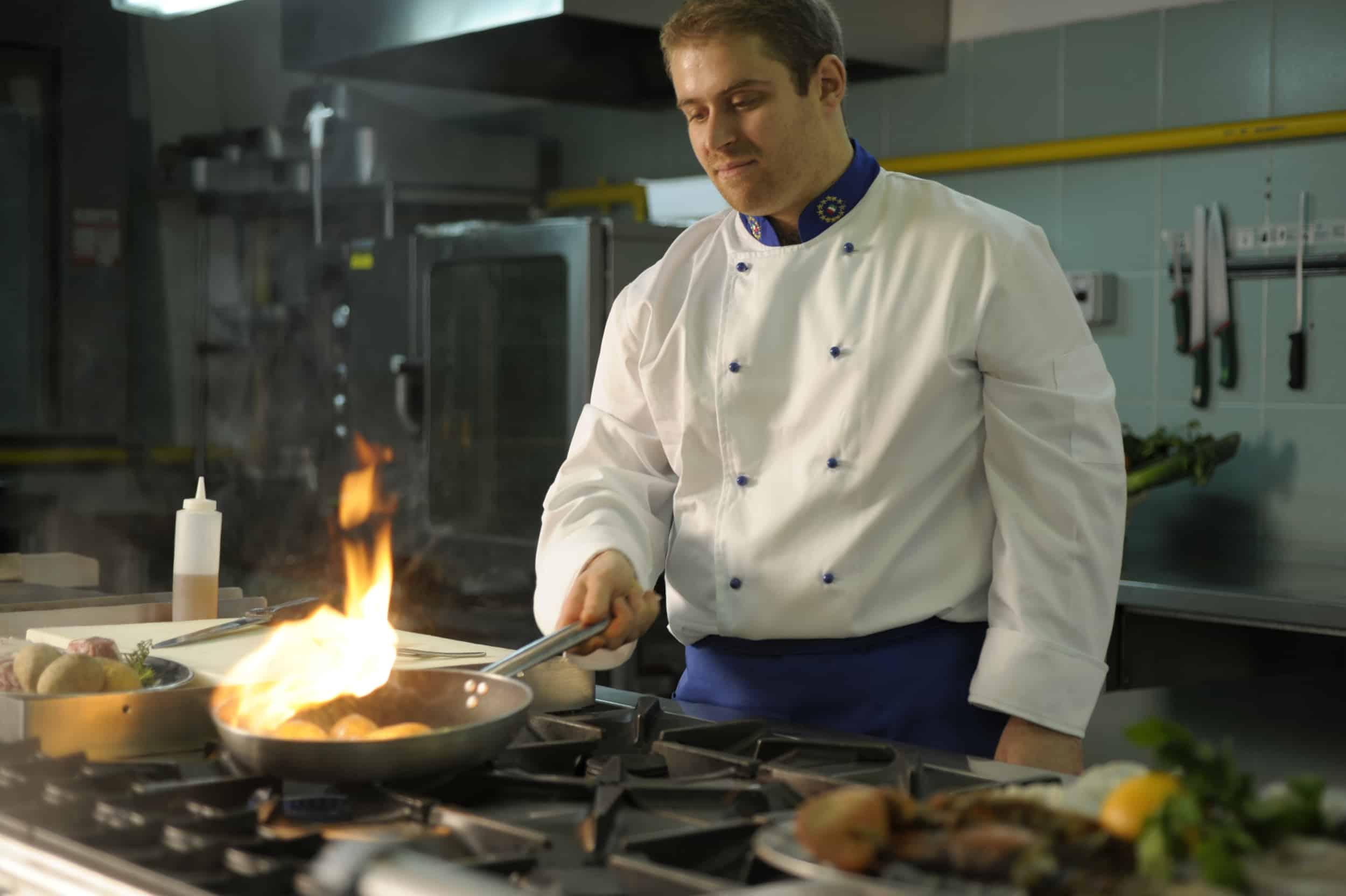 Villa S. Maria - cuoco cucina